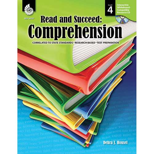 READ AND SUCCEED COMPREHENSION GR 4