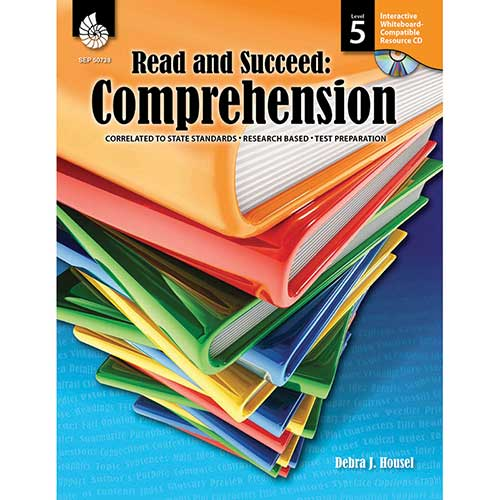 READ AND SUCCEED COMPREHENSION GR 5