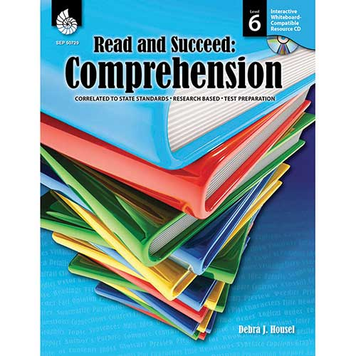 READ AND SUCCEED COMPREHENSION GR 6