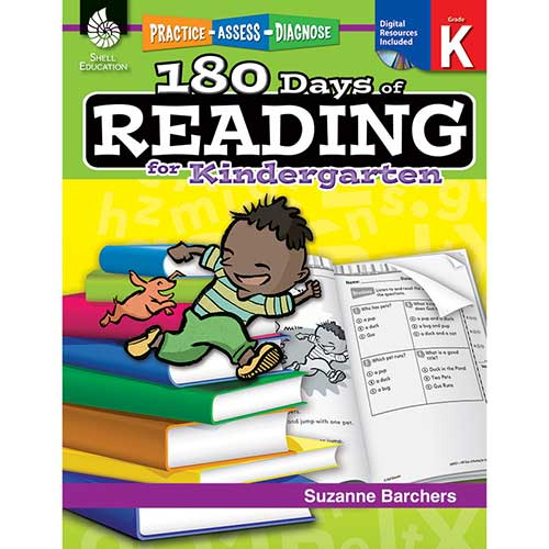180 DAYS OF READING BOOK FOR
