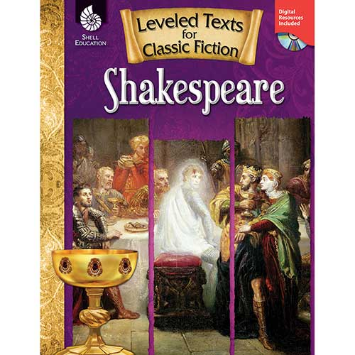 SHAKESPEARE LEVELED TEXTS FOR