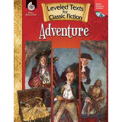 ADVENTURE LEVELED TEXTS FOR