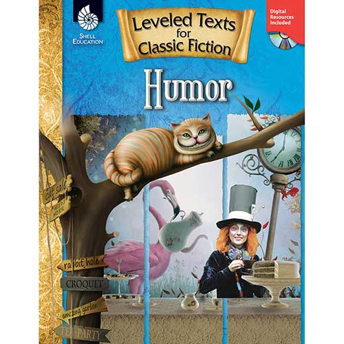 HUMOR LEVELED TEXTS FOR CLASSIC