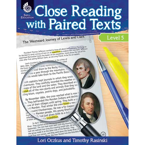 LEVEL 5 CLOSE READING WITH PAIRED