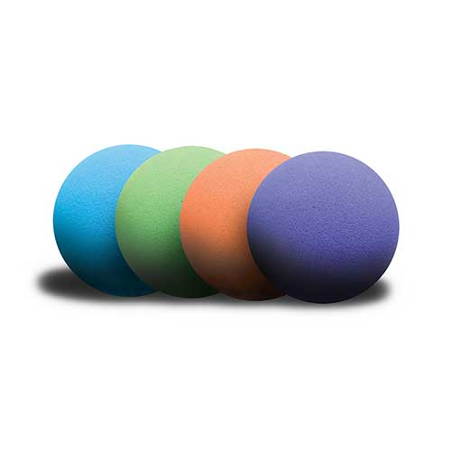 FOAM BALL 7IN - ASSORTED COLORS