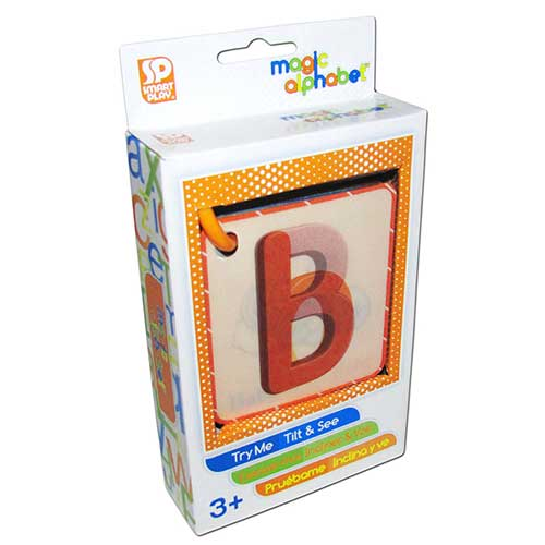 MAGIC MOTION FLASH CARDS ALPHABET