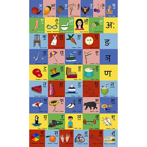 BILINGUAL ALPHABET PUZZLE ENGLISH /