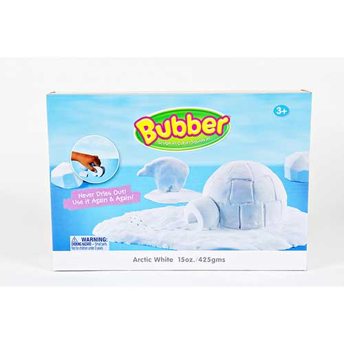 BUBBER 15 OZ BIG BOX WHITE