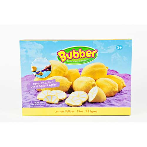 BUBBER 15 OZ BIG BOX YELLOW