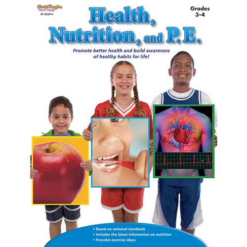 HEALTH NUTRITION AND PE GR 3-4