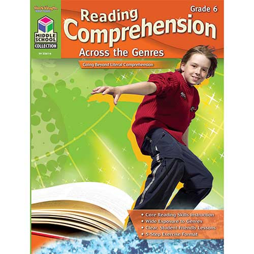 READING COMPREHENSION GR 6 ACROSS