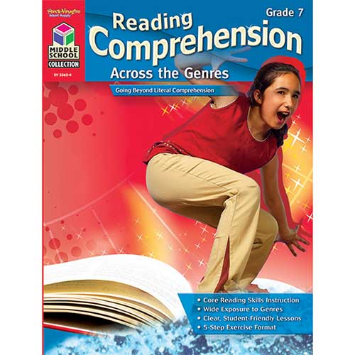 READING COMPREHENSION GR 7 ACROSS