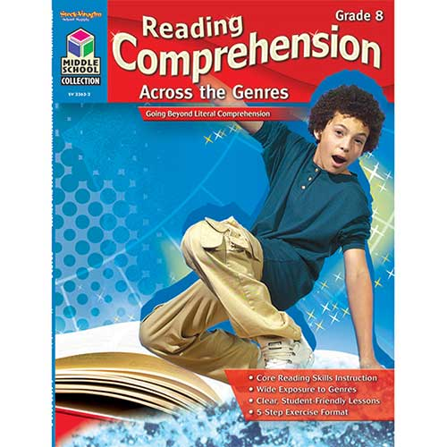 READING COMPREHENSION GR 8 ACROSS