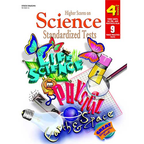 HIGHER SCORES SCIENCE TESTS GR 4