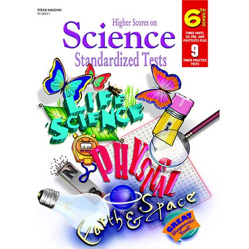 HIGHER SCORES SCIENCE TESTS GR 6