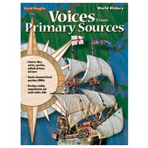 VOICES FROM PRIMARY SOURCES WORLD