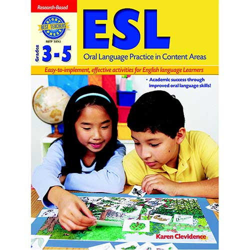 ESL ORAL LANGUAGE PRACTICE IN