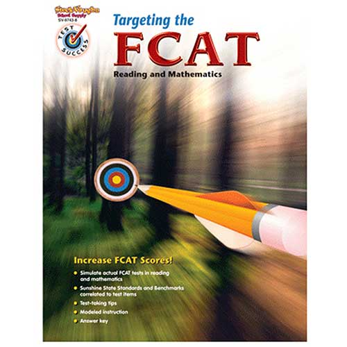 TEST SUCCESS TARGETING THE FCAT GR7