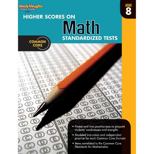 HIGHER SCORES ON MATH GR 8