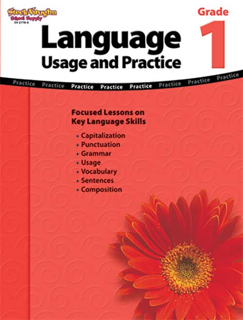 LANGUAGE USAGE AND PRACTICE GR 1