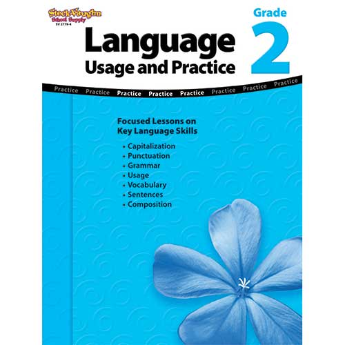 LANGUAGE USAGE AND PRACTICE GR 2