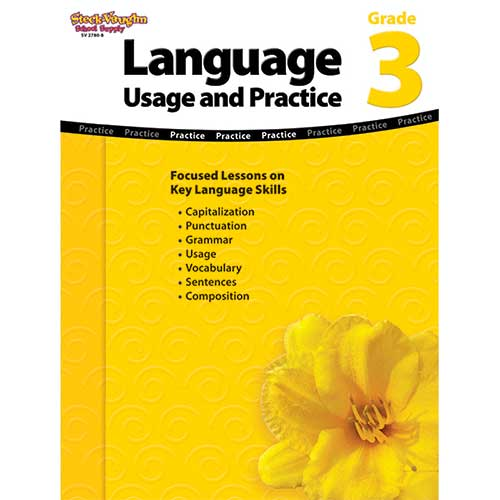 LANGUAGE USAGE AND PRACTICE GR 3