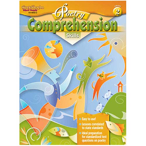 POETRY COMPREHENSION SKILLS GR 2
