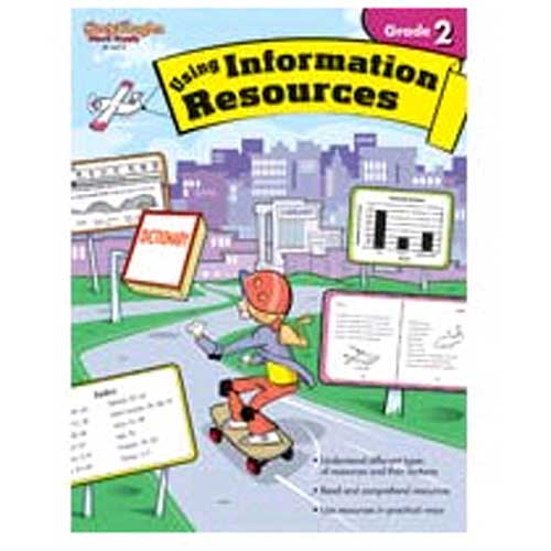 USING INFORMATION RESOURCES GR 2