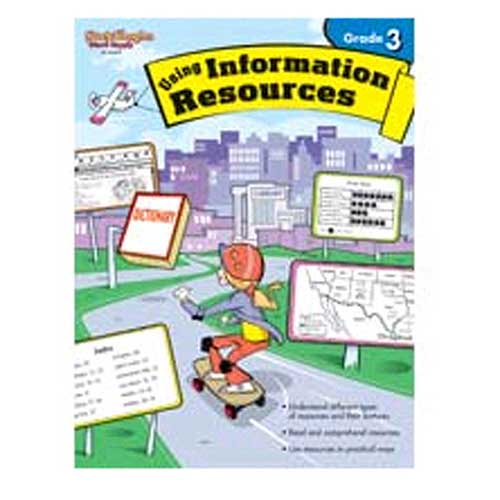 USING INFORMATION RESOURCES GR 3