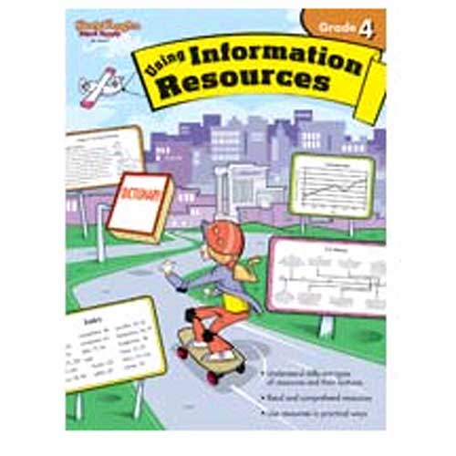 USING INFORMATION RESOURCES GR 4
