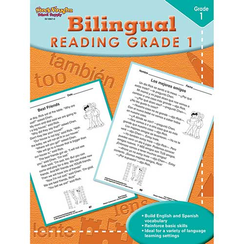 BILINGUAL READING GR 1