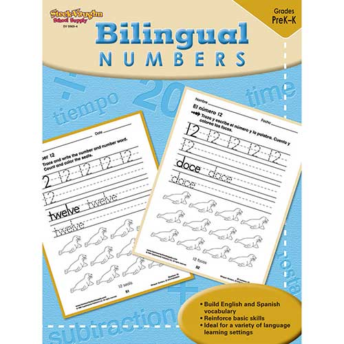 BILINGUAL MATH NUMBERS