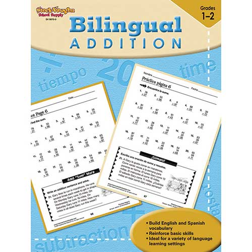 BILINGUAL MATH ADDITION