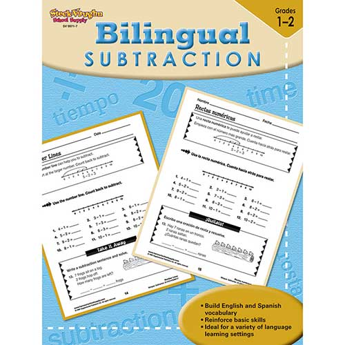 BILINGUAL MATH SUBTRACTION