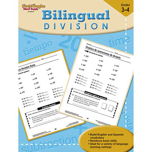 BILINGUAL MATH DIVISION