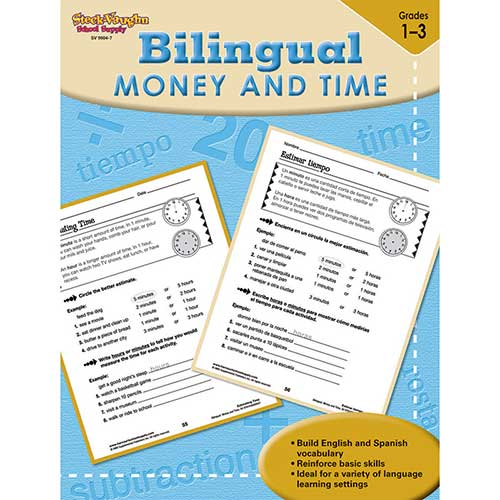 BILINGUAL MATH MONEY & TIME
