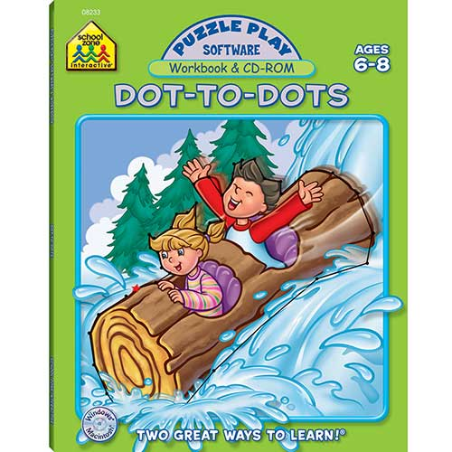 PUZZLE PLAY DOT-TO-DOTS SOFTWARE &