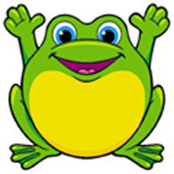 CLASSIC ACCENTS FRIENDLY FROGS 36PK