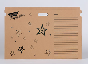 FILE N SAVE STURDY FOLDER BB