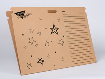 FILE N SAVE STURDY FOLDER CHART