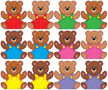 CLASSIC ACCENTS MINI BEARS VARIETY