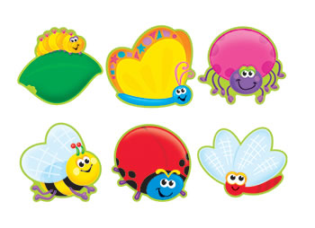 BRIGHT BUGS CLASSIC ACCENTS VARIETY