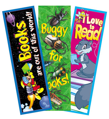 BOOKMARKS READING VARIETY 2 PKS