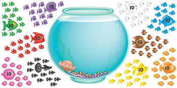 BB SET 100-DAY FISHBOWL