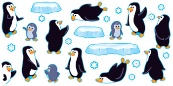 PLAYFUL PENGUINS BB SET