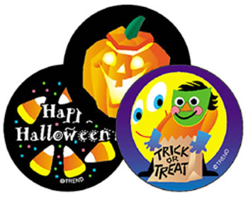 STINKY STICKERS HALLOWEEN