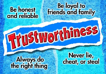 TRUSTWORTHINESS POSTER