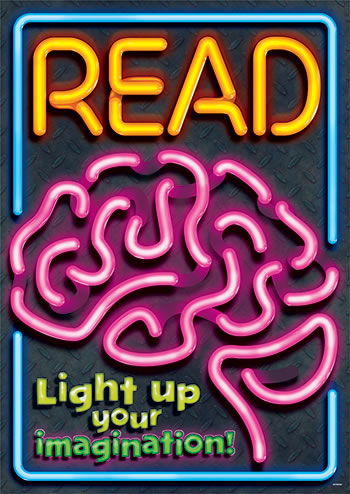READ LIGHT UP YOUR IMAGINATION