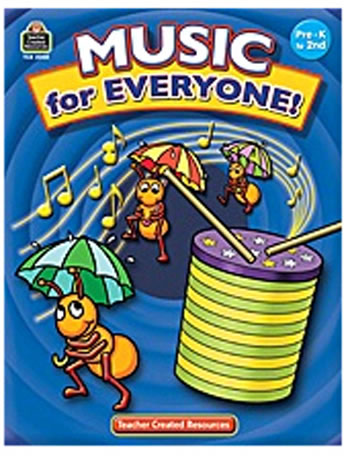 MUSIC FOR EVERYONE GR PK-2