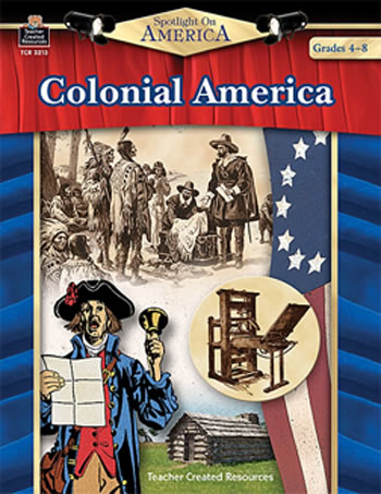 SPOTLIGHT ON AMERICA COLONIAL